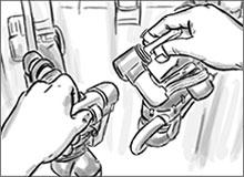 Augusta Klinik Storyboard
